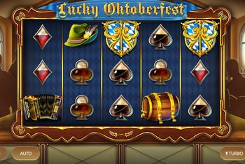 Lucky Oktoberfest Slot from Red Tiger Gaming