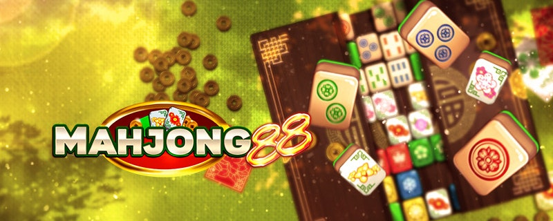 The classic game of Mahjong, now available as a slot!
