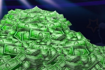 Fancy a $5000 signup bonus and a chance to scoop a GIANT jackpot?
