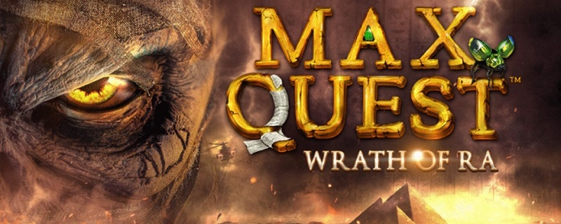 Max Quest: Wrath of Ra might win a prize for innovation