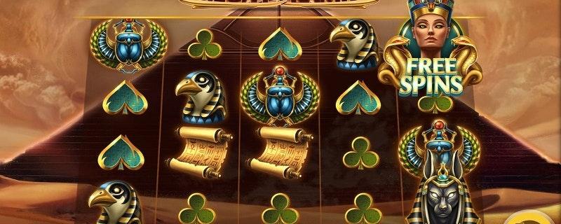 Mega Pyramid Slot from Red Tiger Gaming
