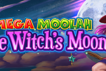 Get Set for Halloween with Mega Moolah The Witch's Moon
