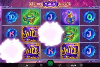 Merlin's Magic Mirror Slot from iSoftBet