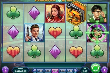 Mission Cash Slot from Play'N GO
