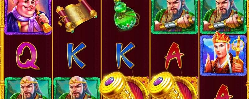 Monkey Warrior Slot from Pragmatic Play