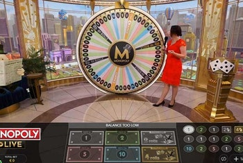 MONOPOLY Live Named EGR Game of the Year