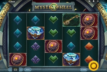 Mystic Wheel Slot from Red Tiger Gaming