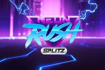 Neon Rush Splitz from Yggdrasil