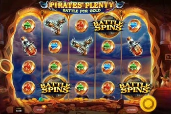 Pirates' Plenty – Battle for Gold from Red Tiger Gaming