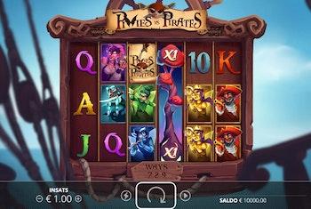 Pixies vs Pirates Slot from Nolimit city