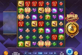 Wild Frames Slot from Play'N GO