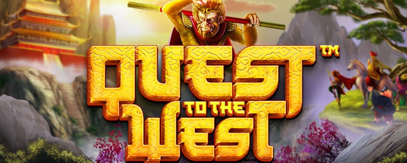 Quest to the West from Betsoft