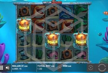 Razor Shark Slot from Push Gaming