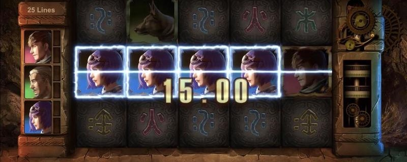 Relic Seekers Slot from Microgaming