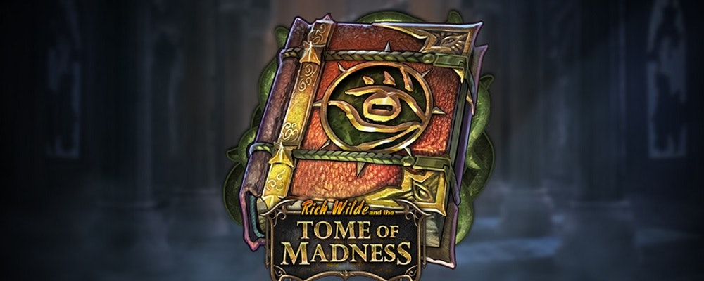 Rich Wilde and the Tome of Madness from Play'N GO