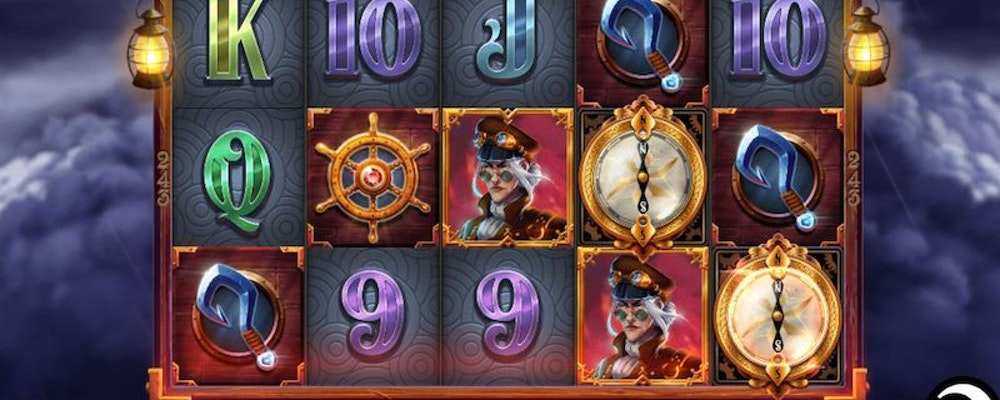 Riders of the Storm Slot from Thunderkick