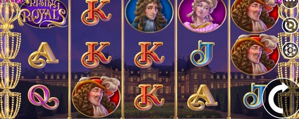 Rising Royals Slot from Microgaming