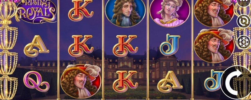Rising Royals Slot from Microgaming