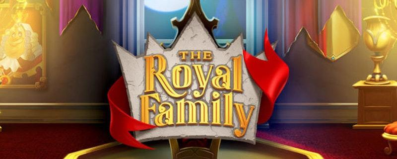 The Royal Family from Yggdrasil Gaming