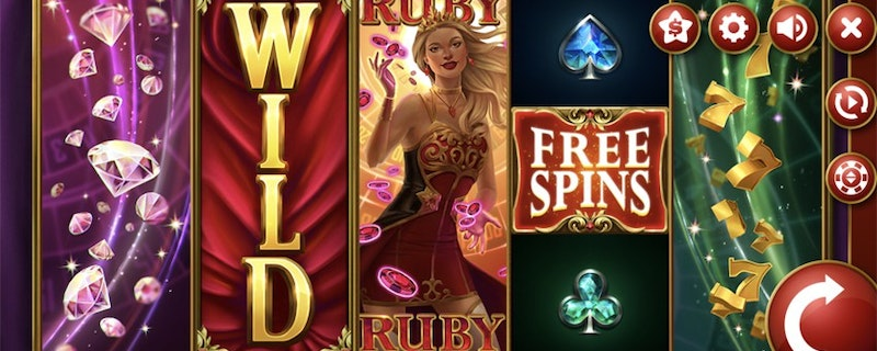 A new five-reel slot from Just For The Win