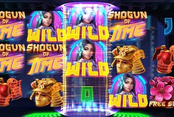 Shogun of Time from Microgaming