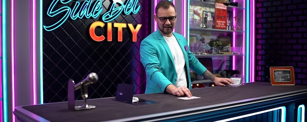 Evolution Gaming Unveils Side Bet City