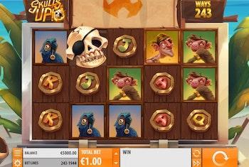 Skulls UP! Slot from Quickspin