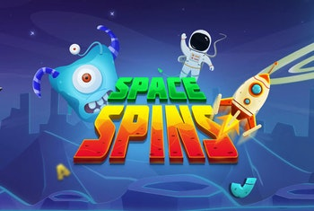 Explore galaxies in the new Space Spins slot