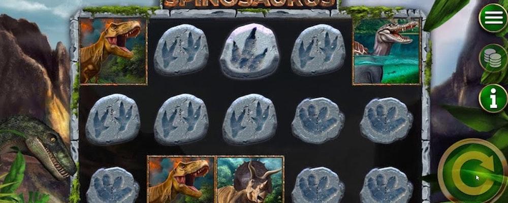 Spinosaurus Slot from Booming Games