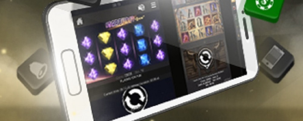Split Screen Innovation Benefits Mobile Casino Players