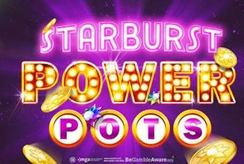 Starburst PowerPots is NetEnt's Community Jackpot