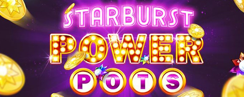 Starburst PowerPots is NetEnt's Community Jackpot