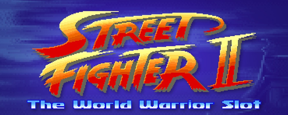 Street Fighter II: The World Warrior from NetEnt
