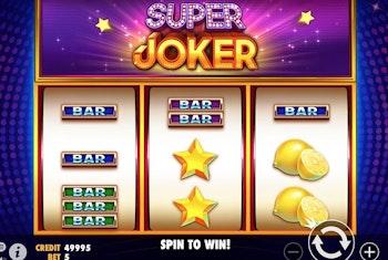 Super Joker from Pragmatic Play