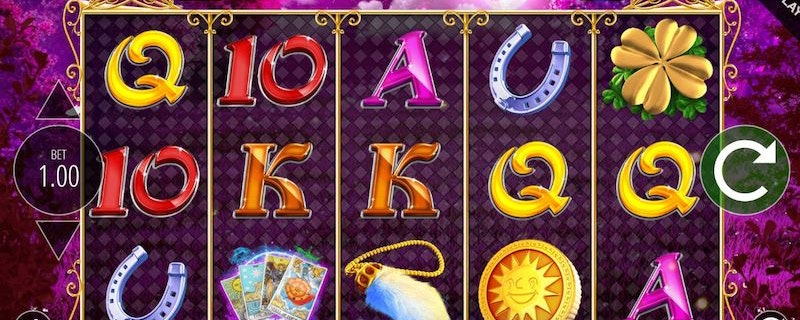 Super Lucky Charms Slot from Blueprint Gaming