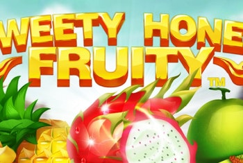Sweety Honey Fruity Slot from NetEnt