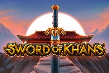 Sword of Khans Slot from Thunderkick