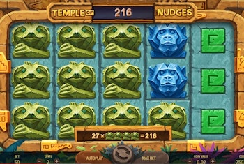 Dare You Explore the Temple of Nudges?