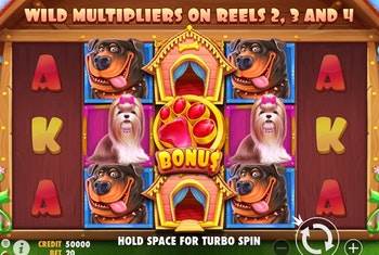 Pragmatic Play releases The Dog House Slot