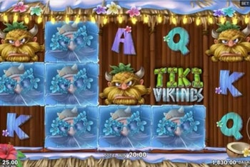 Tiki Vikings Slot from Microgaming