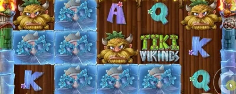 Tiki Vikings Slot from Microgaming