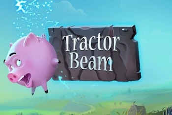 Tractor Beam Slot from Nolimit City