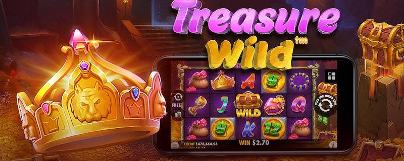 There's Gold Galore in Treasure Wild