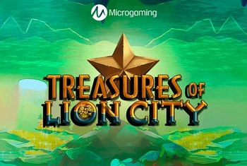 Treasures of Lion City from Microgaming