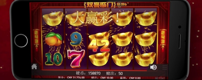 Twin Happiness Slot from NetEnt