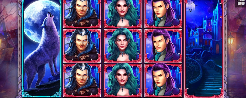 Vampires vs Wolves Slot from Pragmatic Play