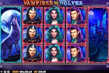 Vampires vs Wolves Slot from Pragmatic Play