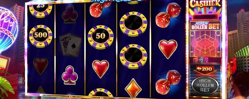 Vegas High Roller from iSoftBet