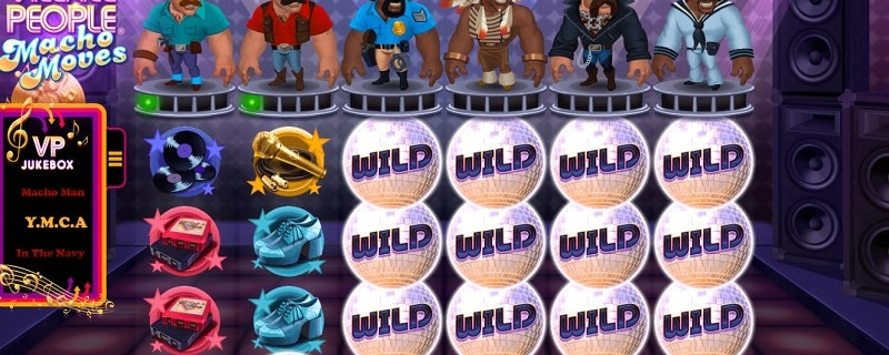 The Village People Slot from Microgaming