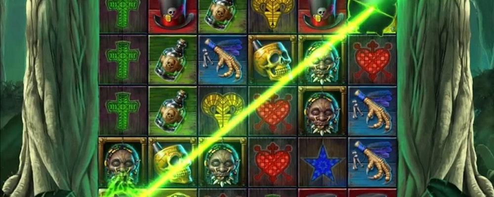 Voodoo Gold Slot from Elk Studios